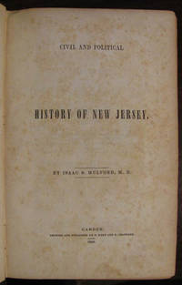 image of Civil and Political History of New Jersey