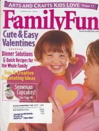 Family Fun Magazine February 2004
