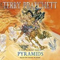 Pyramids by Terry Pratchett - 2005-01-09 - from Books Express and Biblio.co.uk