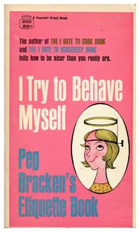 image of I Try to Behave Myself