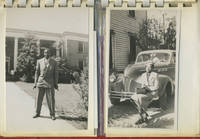 image of Photo album of African American Friends and Family from 1940s - 1960s, North Carolina, possibly Winston-Salem State University