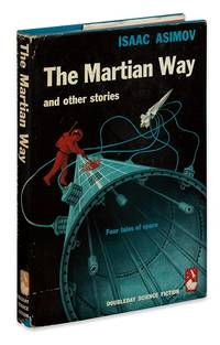 image of The Martian Way and Other Stories