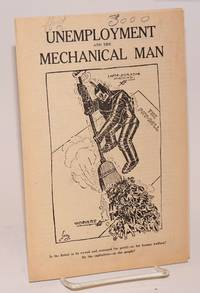 Unemployment and the mechanical man