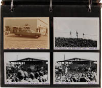 [ANNOTATED VERNACULAR PHOTOGRAPH ALBUM CAPTURING TEN MONTHS ON VARIOUS AMERICAN AIR FORCE BASES DURING THE VIETNAM WAR]
