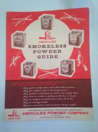 image of HERCULES SMOKELESS POWDER GUIDE Copyright 1964