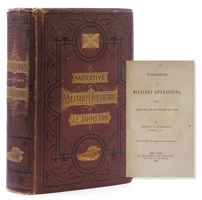 New York: D. Appleton, 1874. First edition. Frontispiece portrait. 602, pp. 1 vols. Thick 8vo. Brick...