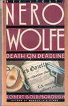 Death on Deadline (Nero Wolfe) by  Robert Goldsborough - Paperback - 1988 - from Melissa E Anderson (SKU: 01259)