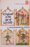 image of England in the Age of Wycliffe