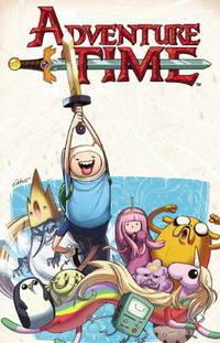 image of Adventure Time: Volume 3