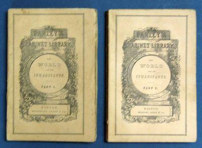 Boston: Bradbury Soden & Co, 1845. 1st edition thus (American Imprints 45-2774). Original buff print...