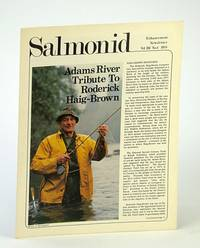 image of Salmonid Enhancement Newsletter Vol. III No. 4 1978 - Adams River Tribute to Roderick Haig-Brown