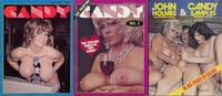 Candy Samples (3 vintage adult magazines)