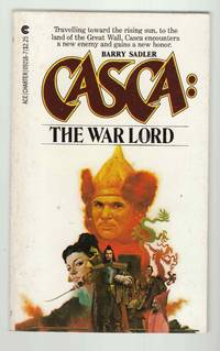 Casca #3: the War Lord