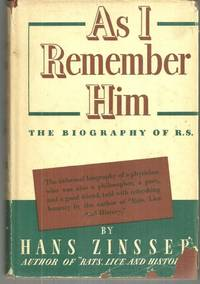 AS I REMEMBER HIM The Biography of R. S.