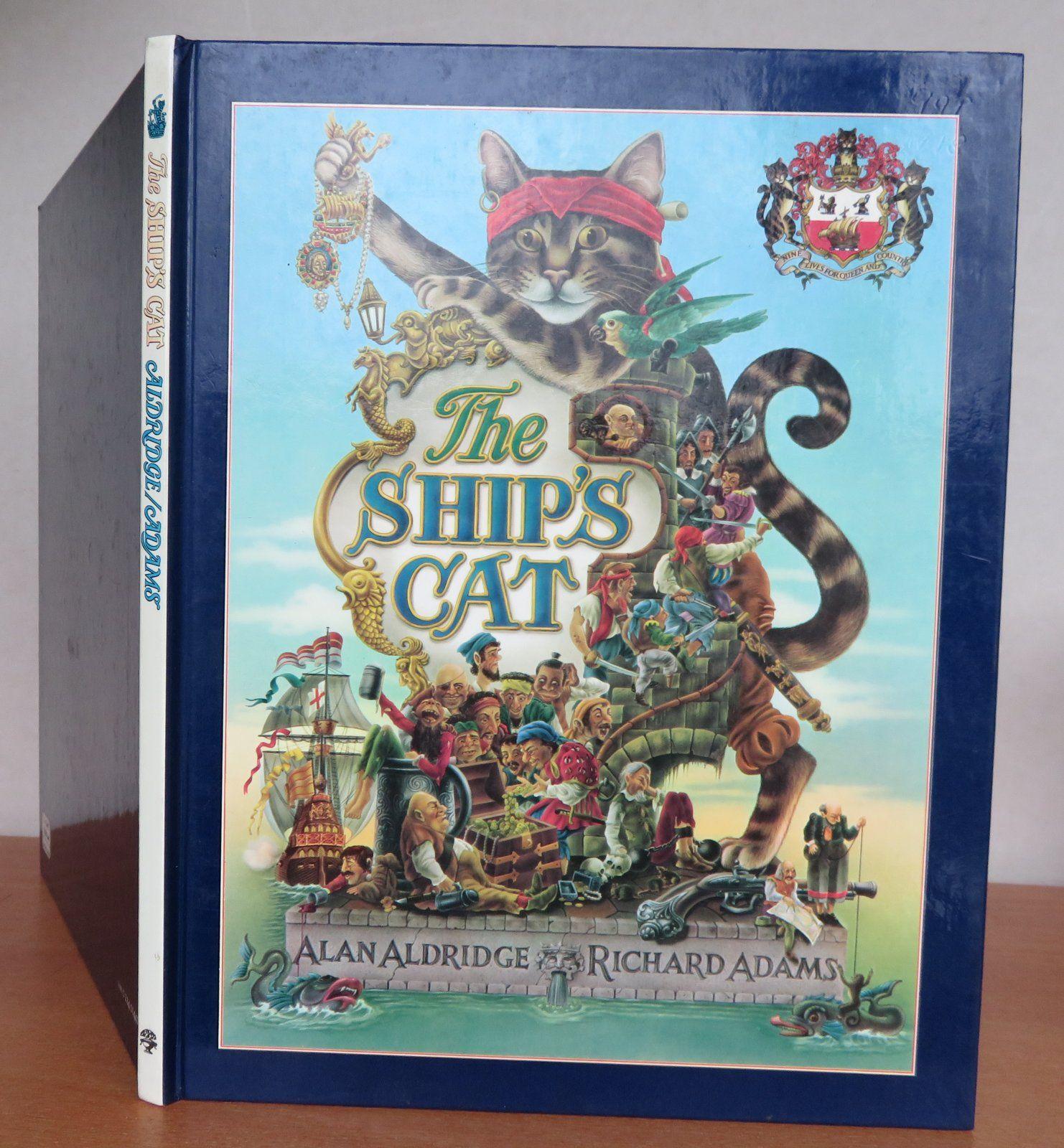 The Ship S Cat Richard Adams