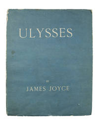 Ulysses by  James JOYCE - Signed First Edition - 1922 - from Heritage Book Shop, LLC and Biblio.com