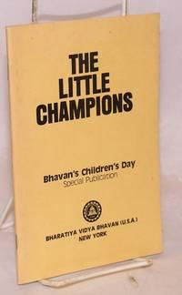 The little champions: Bhavan's Children's Day special publication