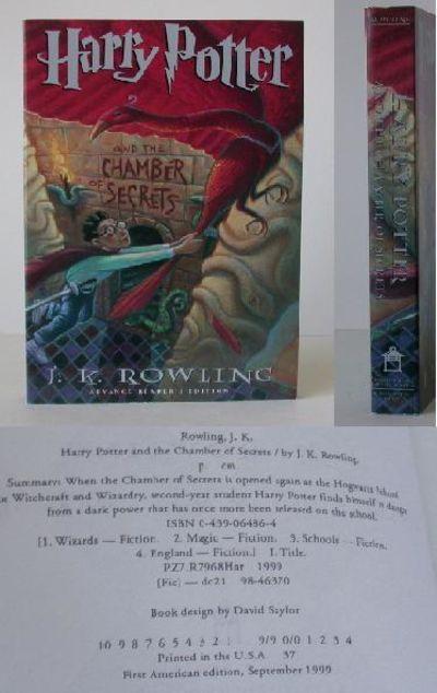 Arthur a Levine / Scholastic Press, 1999. 1st Edition. Soft cover. Fine. NY: Arthur A. Levine Books ...