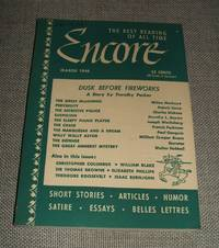 image of Encore for March 1946