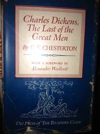 image of Charles Dickens, The Last of the Great Men