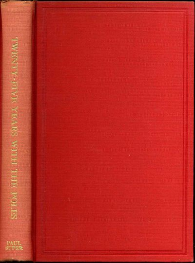 Trenton, NJ: Paul Super Memorial Fund, Inc., 1947. Book. Very good+ condition. Hardcover. First Edit...