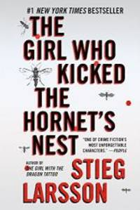 image of The Girl Who Kicked The Hornet's Nest (Turtleback School & Library Binding Edition)