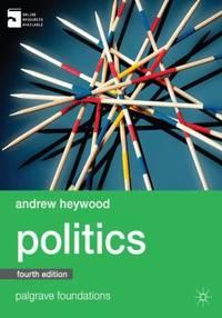 Politics by Andrew Heywood - 2013