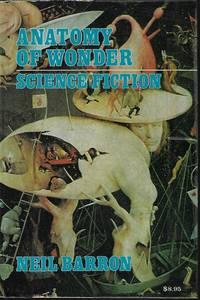 image of ANATOMY OF WONDER: Science Fiction