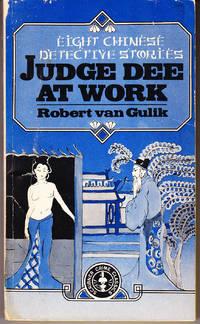 Judge Dee at Work by  Robert Van Gulik - Paperback - 1st Printing - from John Thompson and Biblio.com