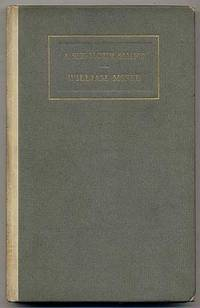 Garden City: Doubleday Page, 1920. Hardcover. Fine. First edition. Japanese vellum spine and tips wi...