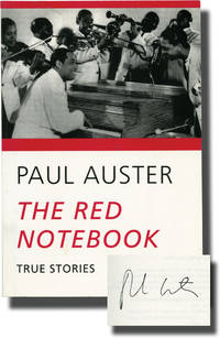 The Red Notebook (Signed First Edition)