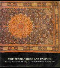 Fine Persian Rugs and Carpets (Saturday, December 15, 1979)