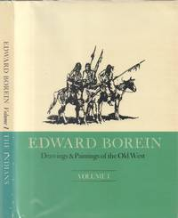 Edward Borein, Drawings & Paintings of the Old West, Volume 1