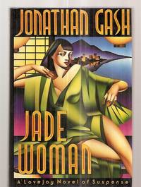 image of JADE WOMAN [A LOVEJOY NOVEL OF SUSPENSE]