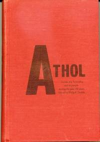 Athol: Stories of a Townships and its people during the past 132 years