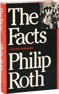 image of The Facts: A Novelist's Autobiography (First Edition)