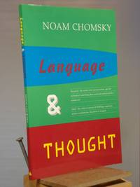 Language & Thought (Anshen Transdisciplinary Lectureships in Art, Science and the Philosophy of Culture)