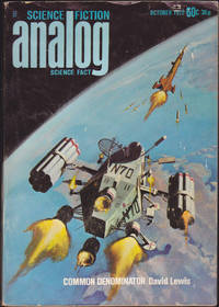 Analog Science Fiction / Science Fact, October 1972 (Volume 90, Number 2)