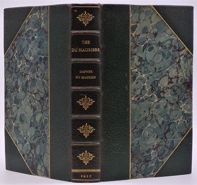 London: Victor Gollancz, 1937. Handsomely bound in half dark green crushed morocco over marbled boar...