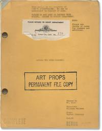 Across the Wide Missouri (Original screenplay for the 1951 film)