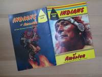 Indians of America: Full Color Illustrations of the Indians of America (Souvenir Book)