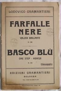 FARFALLE NERE - BASCO BLU