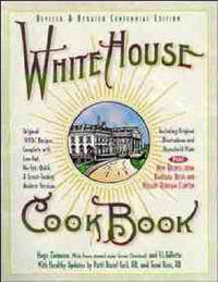 image of The White House Cookbook: Original 1890s Recipes Complete with Low-fat, No-fat, Quick and Great Tasting Modern Versions