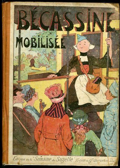 Paris: Gautier et Languereau, 1918. Hardcover. Good Condition. Rubbing to boards, binding a bit loos...