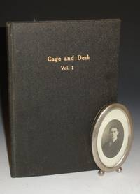 image of Cage and Desk, Vol. 1:1-1:9 [January 1918-September 1918]