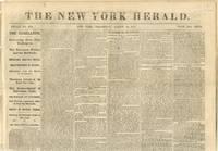 New York Herald Newspaper, August 21, 1861