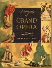 image of A Treasury of Grand Opera