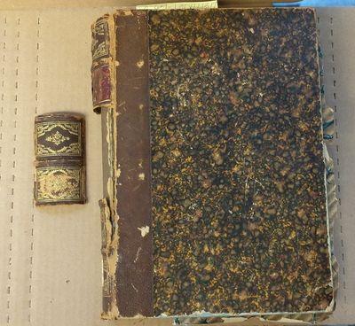 Berlin: Nicolaische Verlagsbuchhandlung, 1866. Hardcover. Quarto; pp 298; Fair condition hardcover; ...