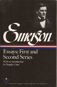 image of Essays: First and Second Series (The Library of America)