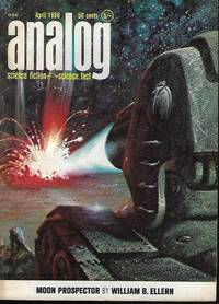 image of ANALOG Science Fiction/ Science Fact: April, Apr. 1966